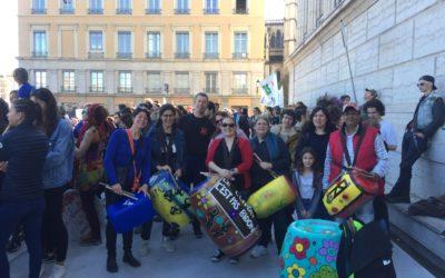 Marche pour le climat de Lyon 16 mars 2019 à 14 h